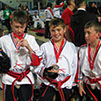 students from burntwood and cannock taekwondo come 2nd in a national team tournament