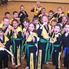 the first taekwondo tigers club at burntwood and cannock taekwondo was in 2004
